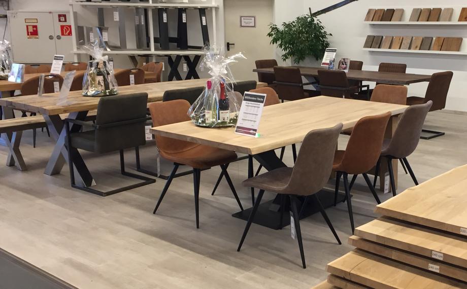 patchwork dining holzlandbeese unna 1 - Wohn Dich glücklich: Schicke Stühle für Dein Esszimmer [Serie]