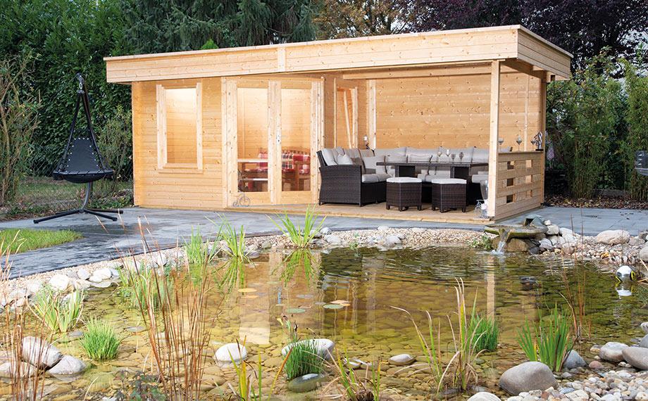 gartenhaus gartenholz holzland beese unna - Stopp den Lagerkoller: Tu jetzt was für die Holzpflege außen
