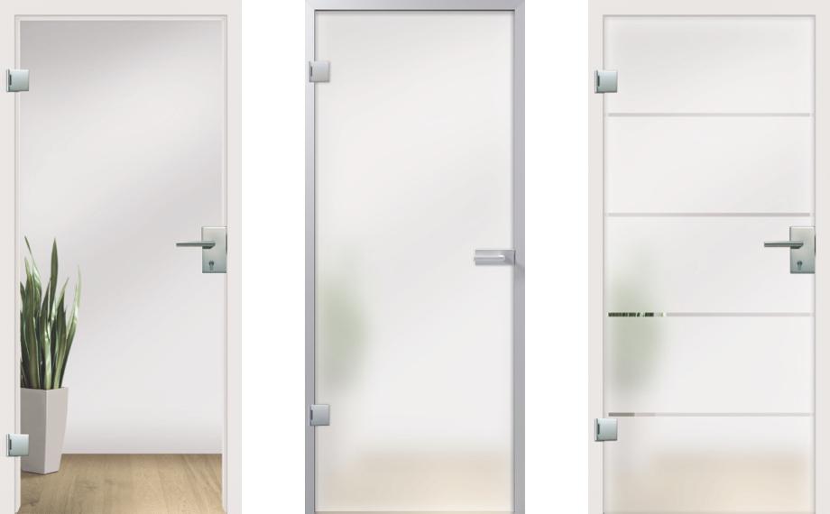 glas klarglas milchglas siebdruck tueren blog beese - Renovieren mit Beese: Türarten – Echtholztüren oder Glastüren [Serie]